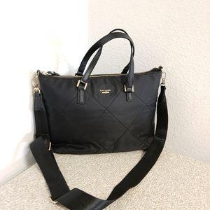 Kate Spade NY Black Nylon Bag